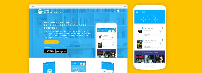 Cam.Lab. webdesign Chaï cover